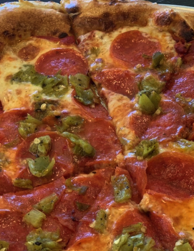 The Las Cruces Pizza